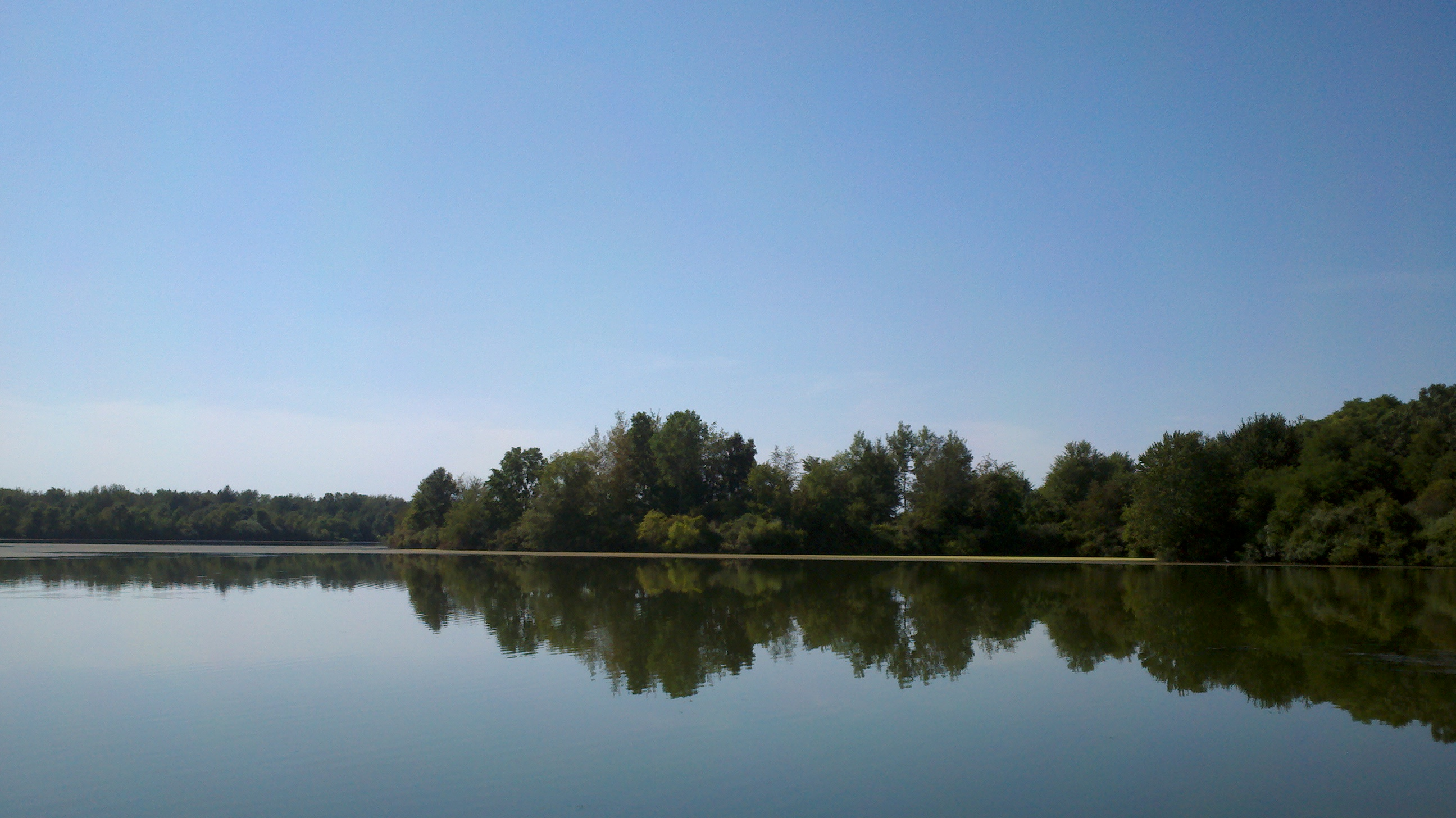 Lake Ovid Panorama 2