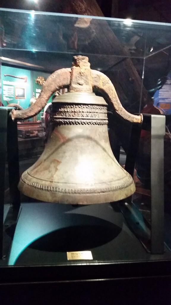 Bell of the Cincinnati