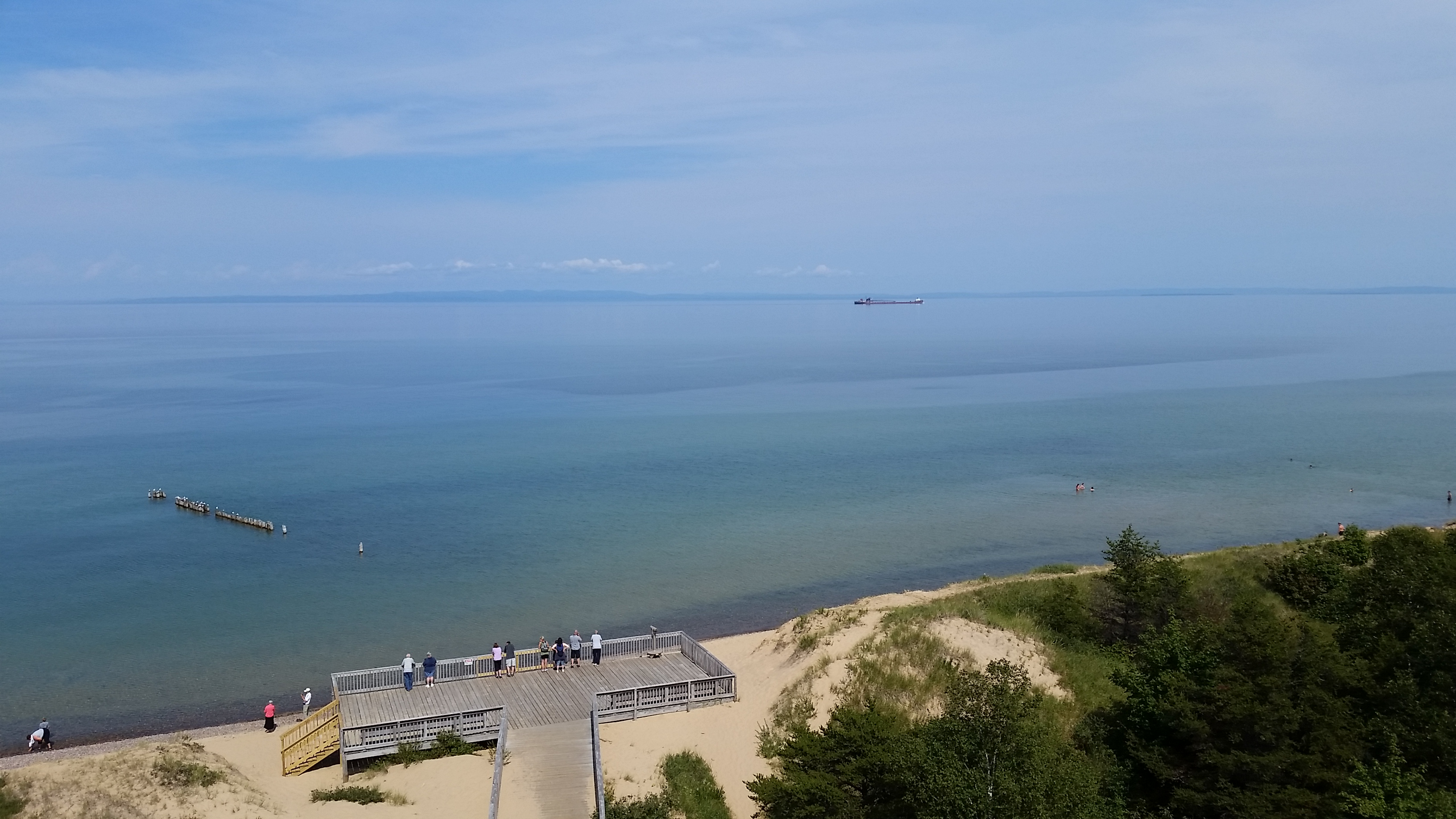 Exploring michigan blog archive whitefish point for White fish point